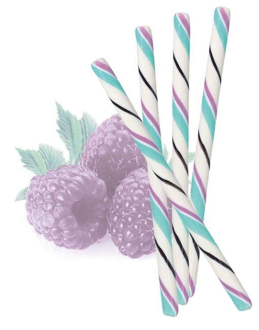 blue raspberry candy stick � old fashioned candy sticks