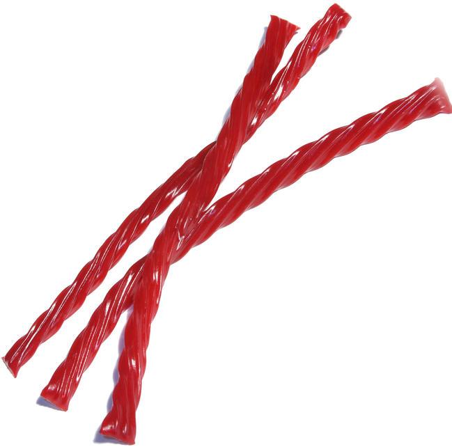 twizzlers red licorice twists   strawberry licorice